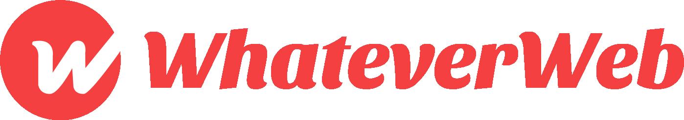whateverweb logo.